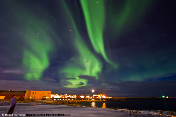 Northern lights Andenes